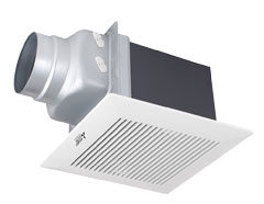 Vd 15z4t5 Ducted Exhaust Ventilation Fan With White