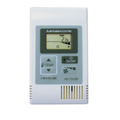 Pac Yt51crb Classic Simple Wall Controller Mitsubishi Electric