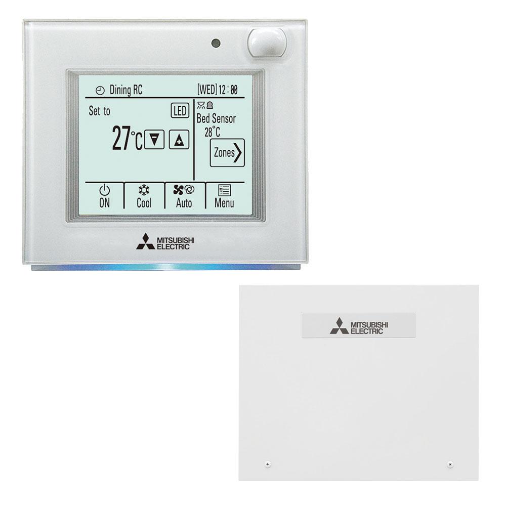 Pac zc40h e pac zc40h e zone controller mitsubishi electric pac zc40h e zone controller buycottarizona Choice Image