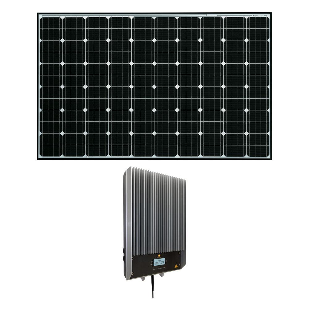 pvmle monocrystalline package solar. Black Bedroom Furniture Sets. Home Design Ideas