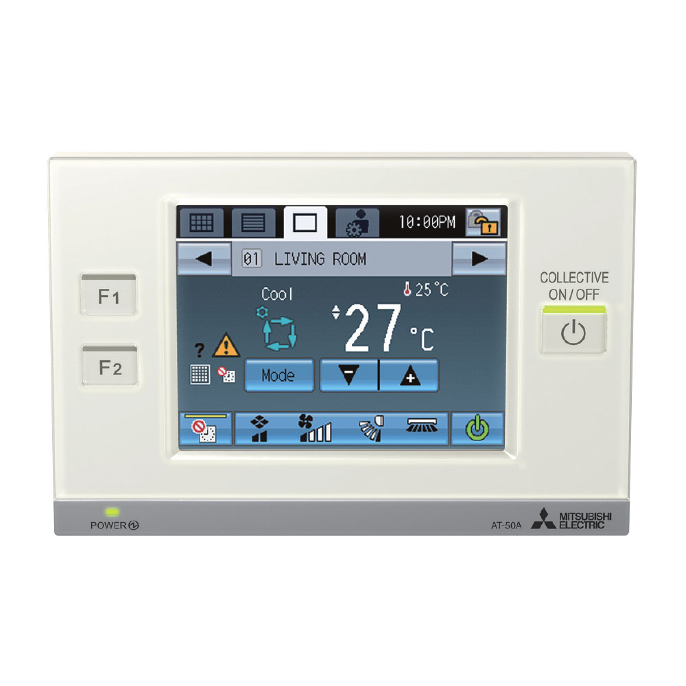 At 50a J At50 Advanced Touch Controller Mitsubishi