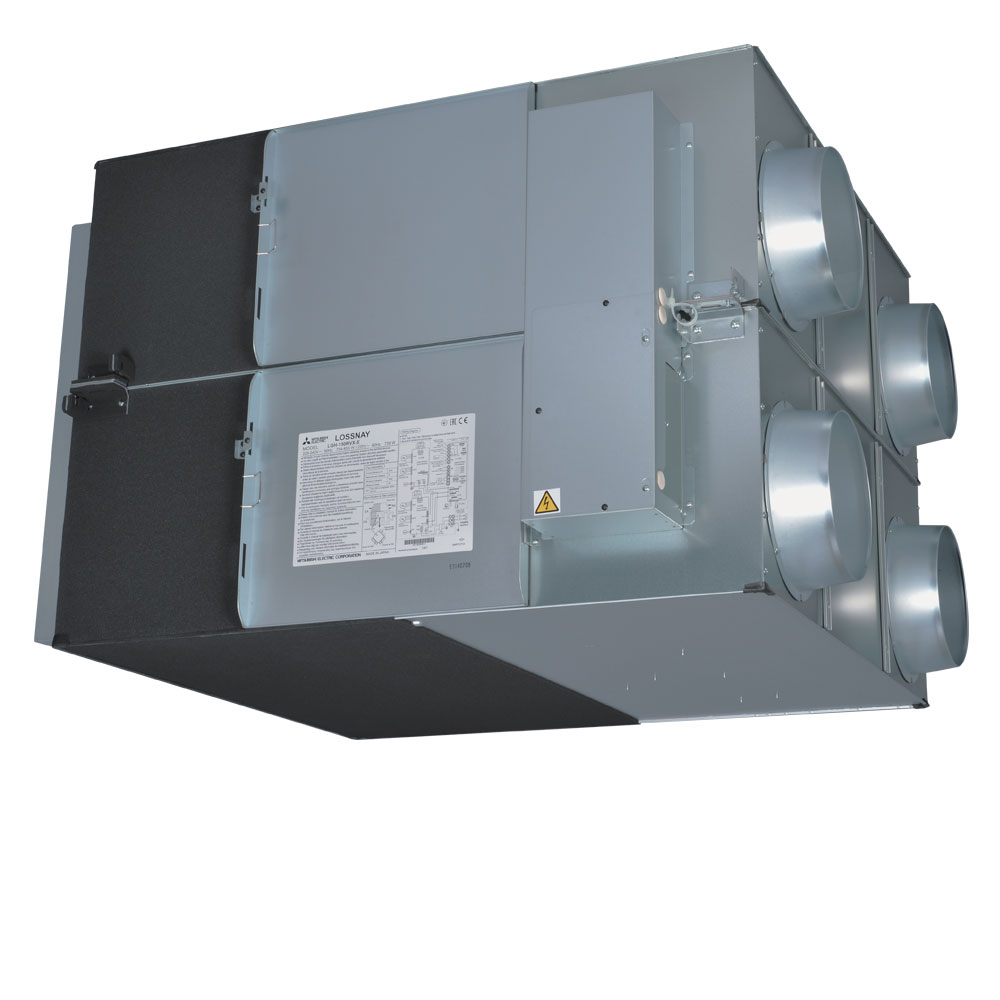 Lgh 150rvx E Lossnay Fresh Air Energy Recovery