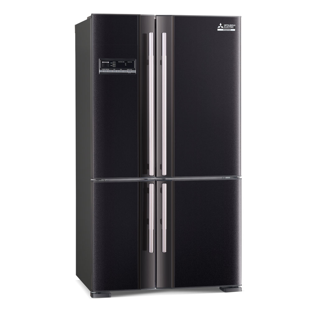 Energy Star Commercial Refrigerator MR-L650EH-DB-A French Door 650L Fridge // Mitsubishi ...