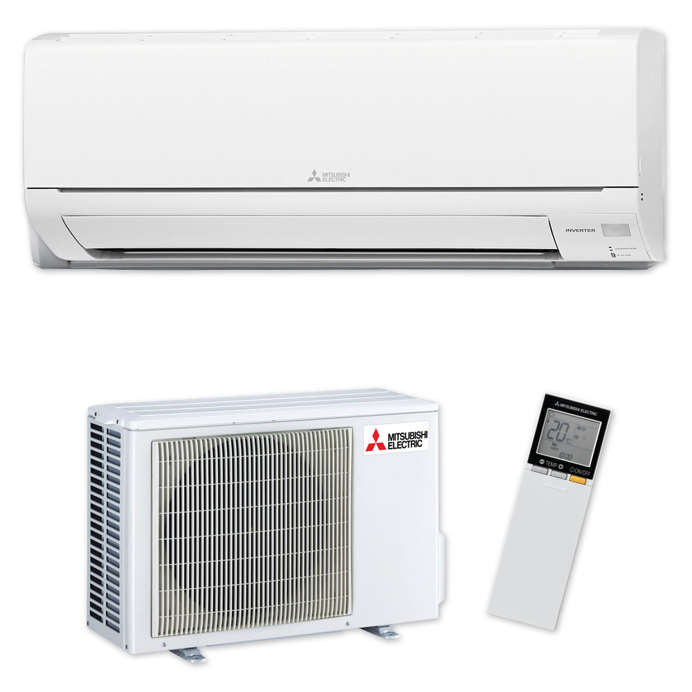Mitsubishi Heat Pump For Small Room