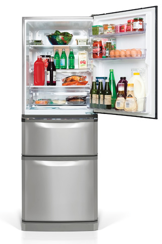 Mr C405c St A Two Drawer 405 Refrigerator Mitsubishi